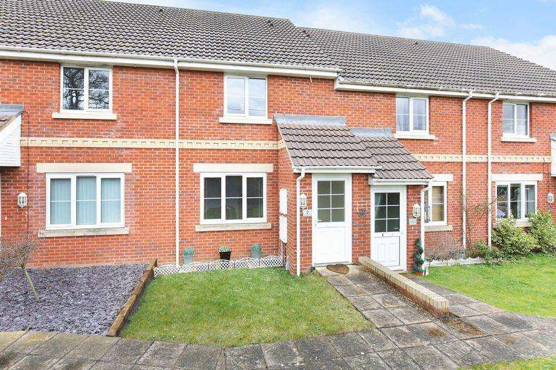 2 Bedrooms Terraced House for sale in Oldbrick Fields, Trowbridge