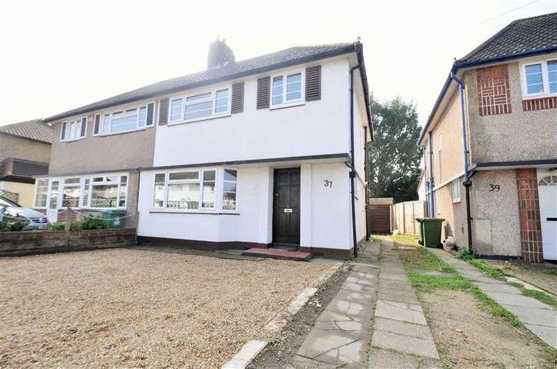 3 Bedrooms Semi Detached House for rent in Oldfield Road, Bexleyheath, Kent