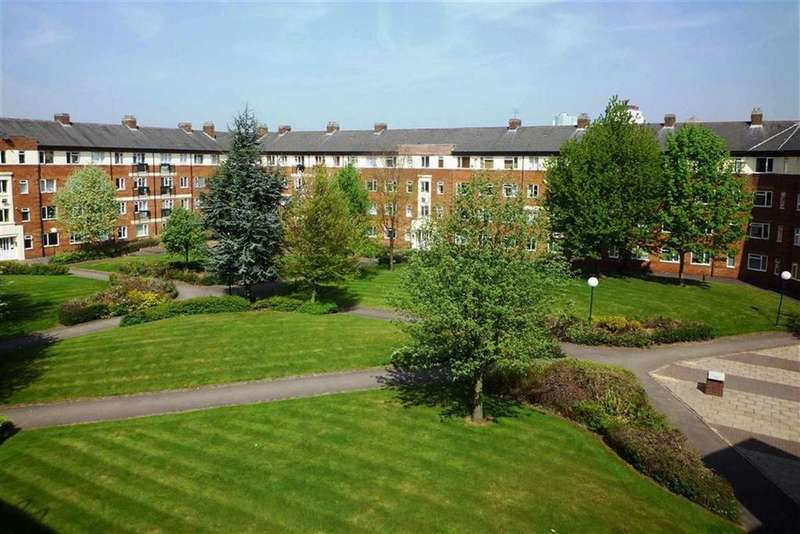 2 Bedrooms Apartment Flat for sale in Melmerby Court, Salford, Greater Manchester, M5