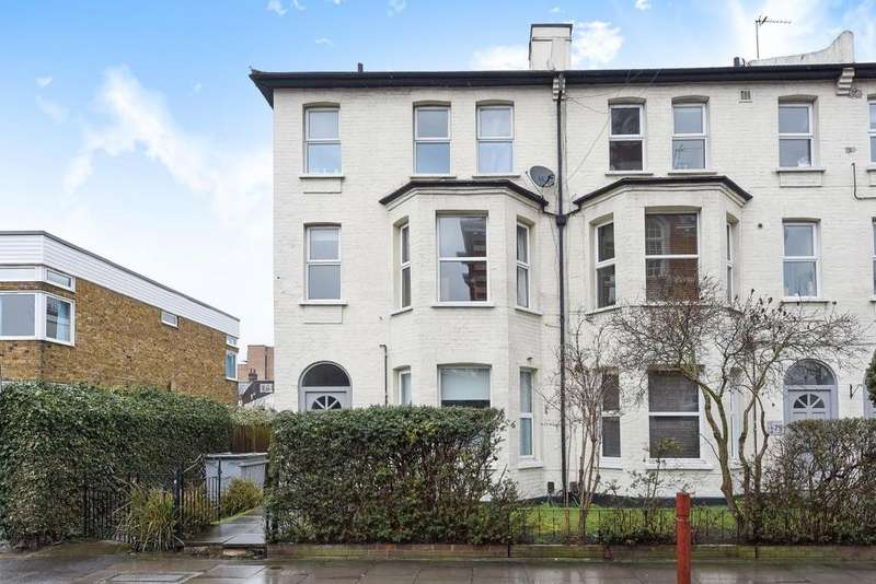 2 Bedrooms Flat for sale in Pelham Road, Wimbledon