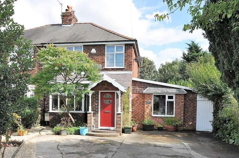 3 Bedrooms Semi Detached House for sale in Thorne Road, Hatfield, Doncaster