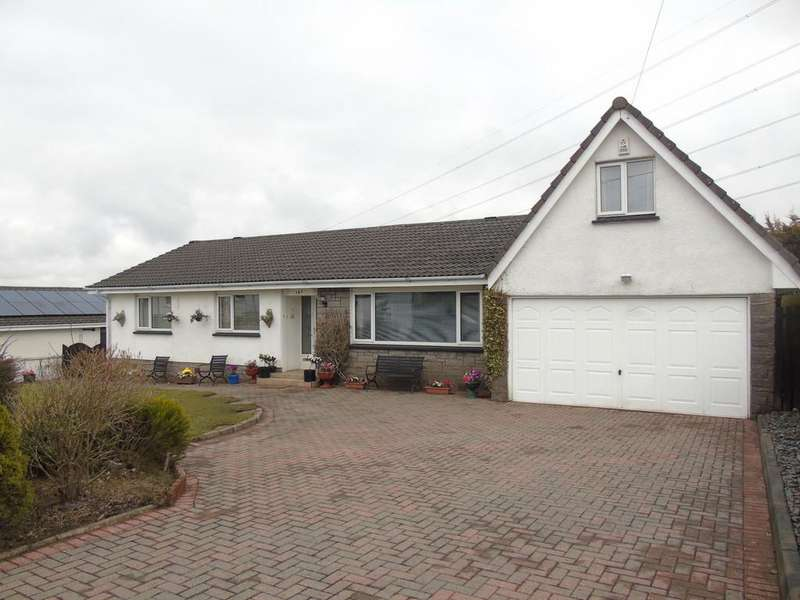 6 Bedrooms Detached Bungalow for sale in Main Street, Chapelhall, Airdrie, North Lanarkshire, ML6