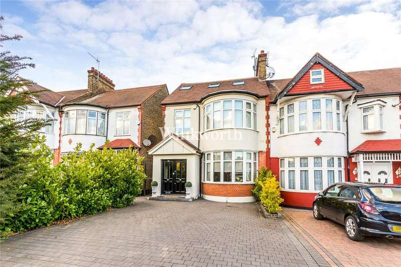 4 Bedrooms End Of Terrace House for sale in Ridge Avenue, London, N21