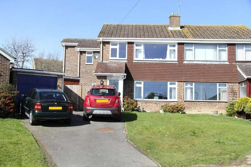 4 Bedrooms Semi Detached House for sale in Tonbridge