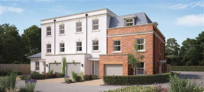 4 Bedrooms House for sale in Woodhill, Brownhill Road, Chandlers Ford, Hampshire