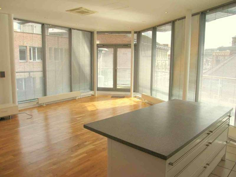 2 Bedrooms Flat for rent in City Centre