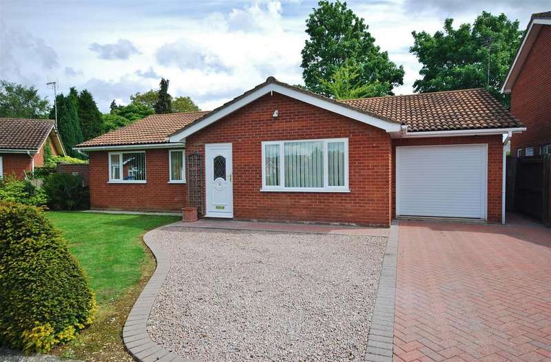 3 Bedrooms Detached Bungalow for sale in Mansell Close, SPALDING
