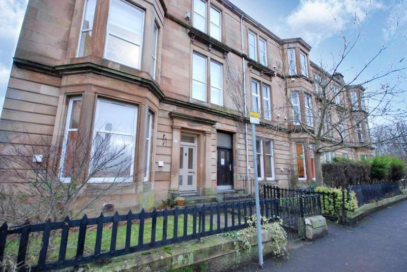2 Bedrooms Ground Flat for sale in 19 North Gower Street, Cessnock, Glasgow, G51 1PN