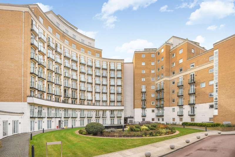 1 Bedroom Flat for sale in Palgrave Gardens, London, NW1, NW1