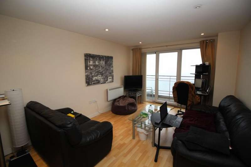 2 Bedrooms Apartment Flat for sale in Imperial Point, The Quays, Salford, M50