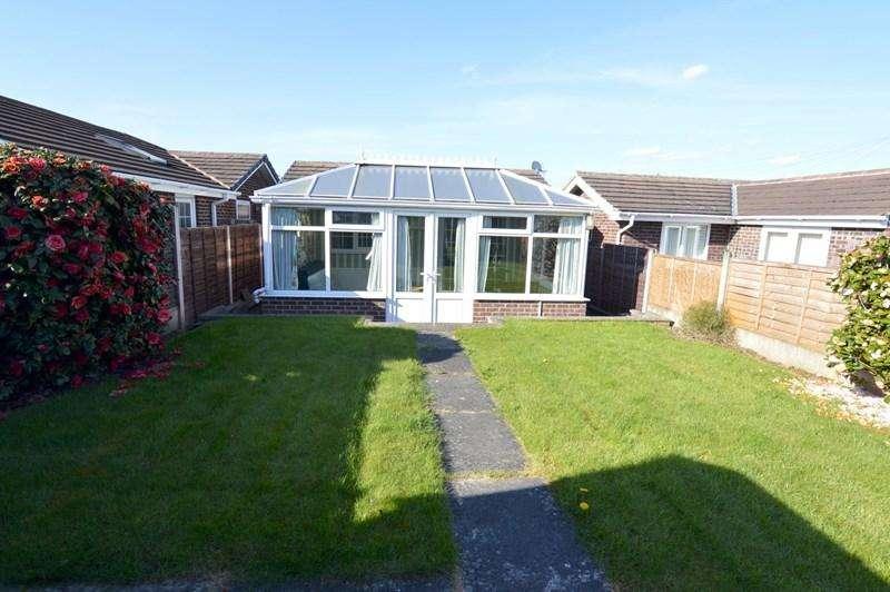 3 Bedrooms Detached Bungalow for sale in Haldane Crescent, Pinders Heath