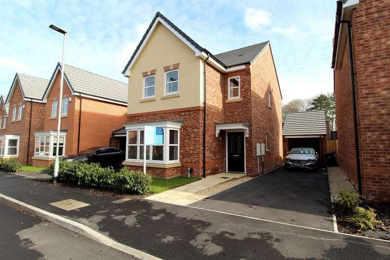4 Bedrooms Detached House for sale in Noble Crescent, Wetherby