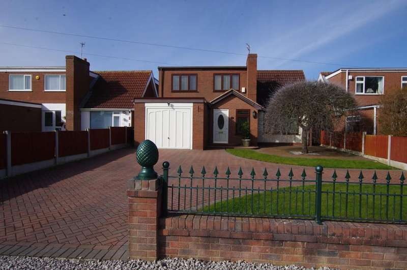 3 Bedrooms Detached House for sale in Gors Road, Towyn