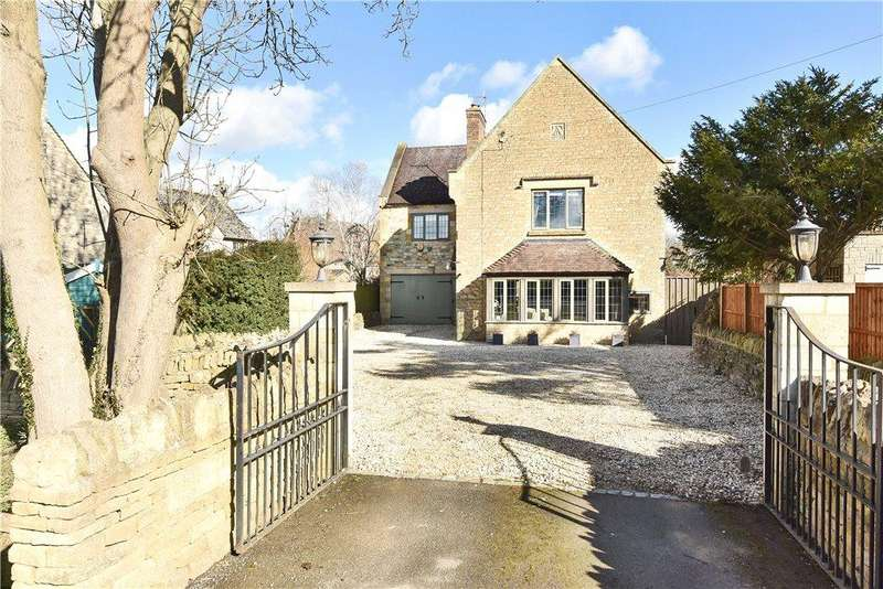 4 Bedrooms Detached House for sale in Main Street, Long Compton, Warwickshire, CV36