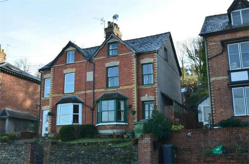 3 Bedrooms Semi Detached House for sale in Old Bristol Road, Nailsworth