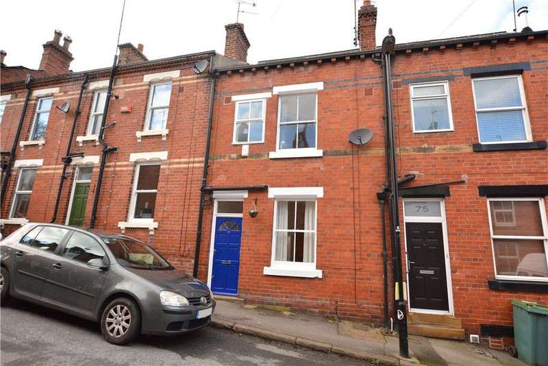 3 Bedrooms Terraced House for sale in Northbrook Street, Chapel Allerton, Leeds