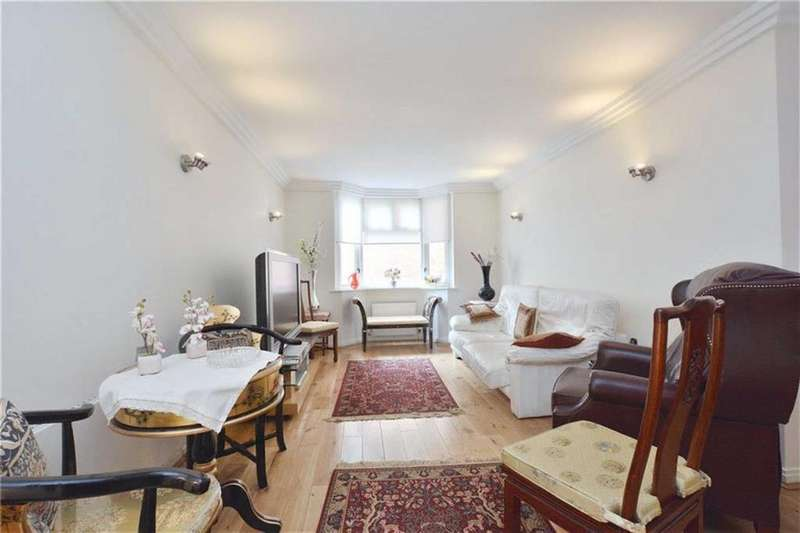 2 Bedrooms Apartment Flat for sale in Bourdon Street, London, London