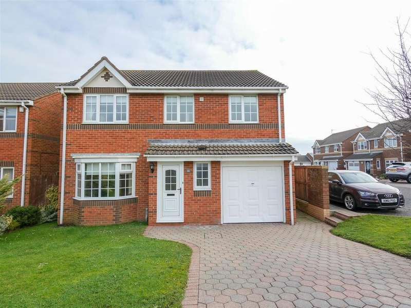 4 Bedrooms Detached House for sale in Stratton Close, Sunderland
