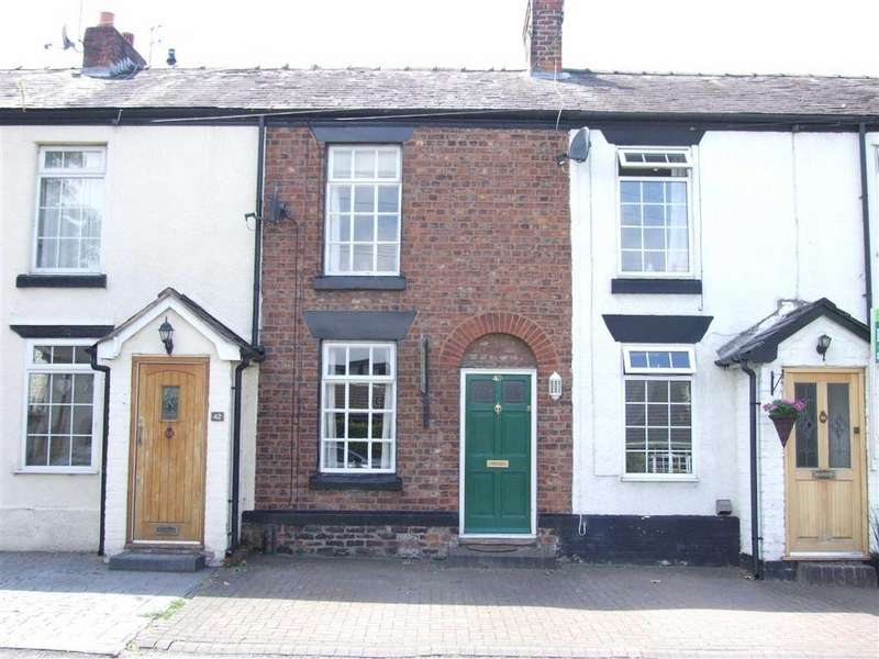 2 Bedrooms Terraced House for sale in Sandy Lane, Lymm, Cheshire