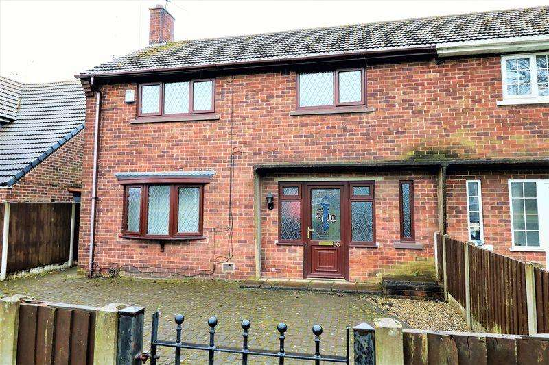 3 Bedrooms Terraced House for sale in Grange Lane North, Scunthorpe