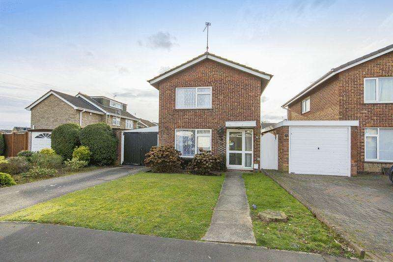 3 Bedrooms Detached House for sale in OULTON CLOSE, SHELTON LOCK