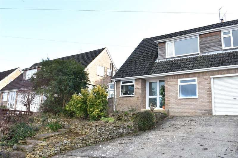 3 Bedrooms Semi Detached House for sale in Kings Road, Stroud, Gloucestershire, GL5