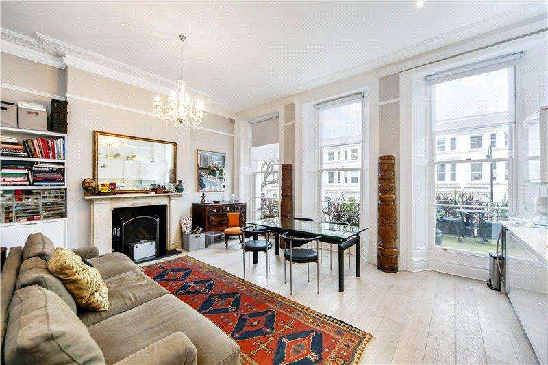 1 Bedroom Flat for sale in Elgin Crescent, London, W11