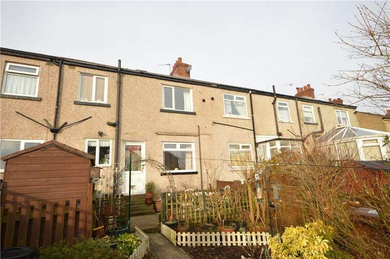 3 Bedrooms Terraced House for sale in Silverdale Avenue, Guiseley, Leeds, West Yorkshire