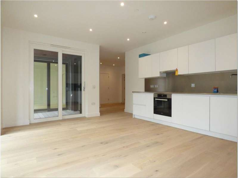 1 Bedroom Apartment Flat for sale in Material Walk, Hayes, UB3 1BZ