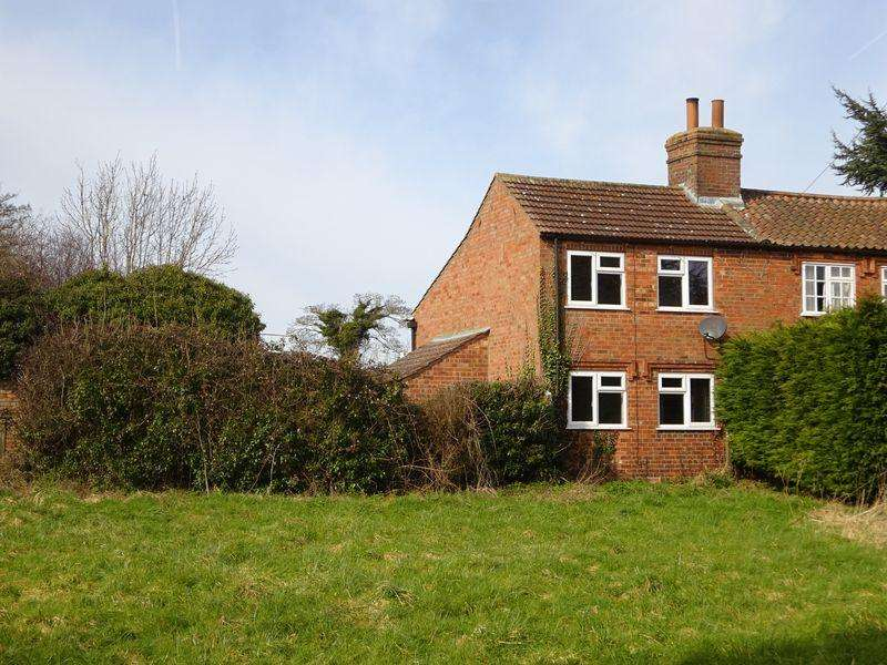 2 Bedrooms Semi Detached House for rent in Rose Lane, Saleby