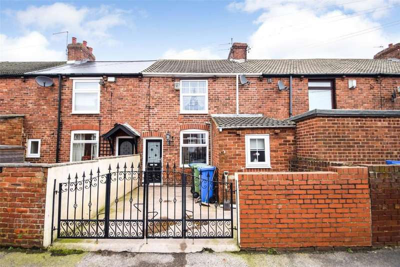 2 Bedrooms Terraced House for sale in Doxford Terrace North, Murton, Seaham, Co Durham, SR7