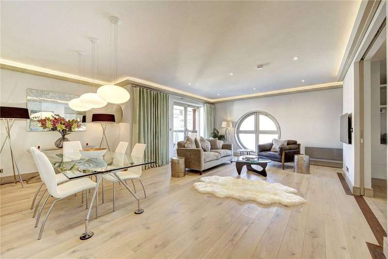 3 Bedrooms Flat for rent in Trinity Court, 170a Gloucester Terrace, London