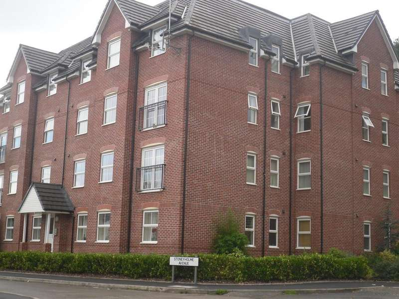 2 Bedrooms Apartment Flat for rent in Stoneyholme Avenue, Manchester, M8 0BY