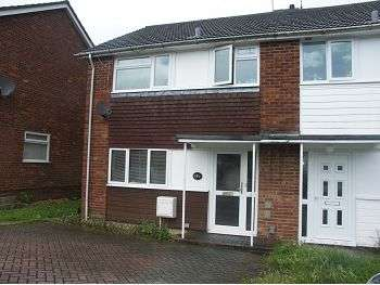 3 Bedrooms Semi Detached House for rent in Town Centre, Basingstoke