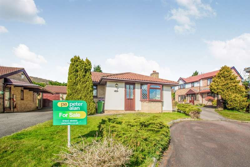 2 Bedrooms Detached Bungalow for sale in Ashleigh Court, Henllys, Cwmbran
