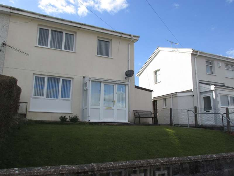 3 Bedrooms Semi Detached House for sale in Mitchell Crescent, Penydarren, Merthyr Tydfil