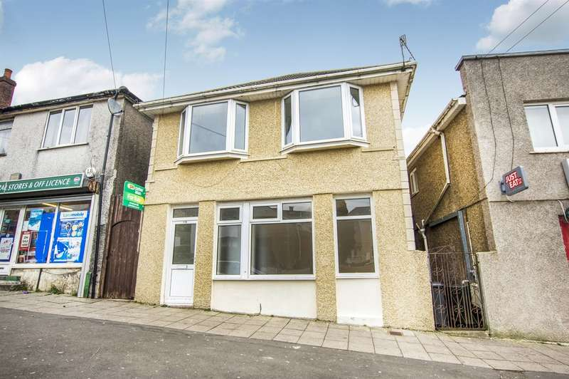 3 Bedrooms Detached House for sale in Penygraig Road, Townhill, SWANSEA