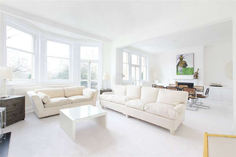 3 Bedrooms Flat for sale in York Mansions, Prince Of Wales Drive, SW11
