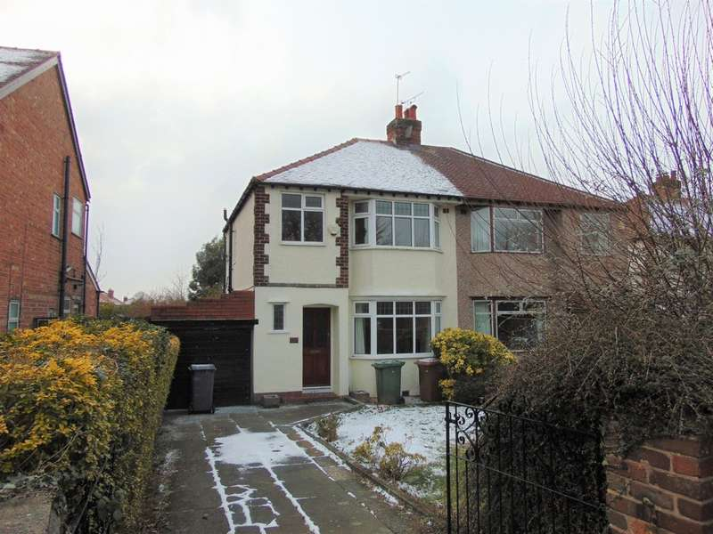3 Bedrooms Semi Detached House for sale in Bromborough Village Road, Bromborough CH62