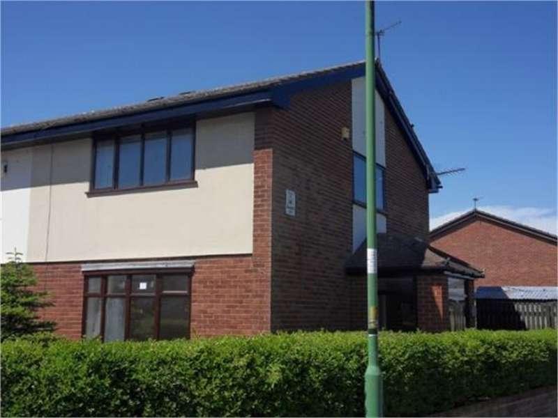 3 Bedrooms Semi Detached House for rent in Edgemoor Close, Crosby, LIVERPOOL, Merseyside