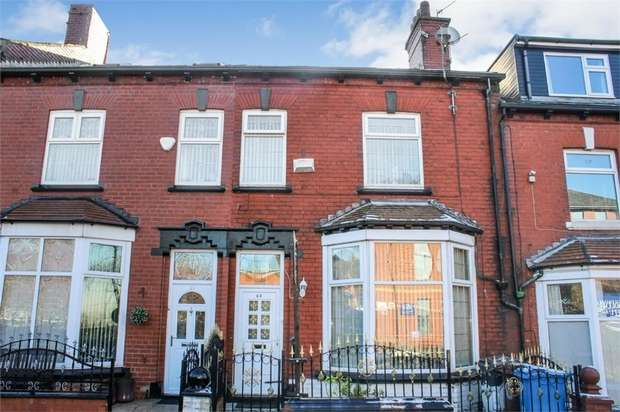 3 Bedrooms Terraced House for sale in College Road, Oldham, Lancashire