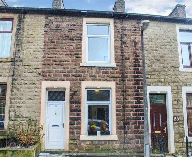2 Bedrooms Terraced House for sale in Park Street, Haslingden, Rossendale, Lancashire