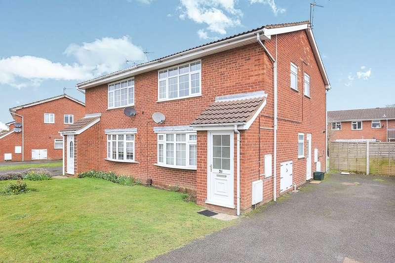 1 Bedroom Flat for sale in Canterbury Drive, Perton, Wolverhampton, WV6