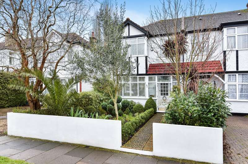 3 Bedrooms House for sale in Grasmere Avenue, Merton Park, SW19