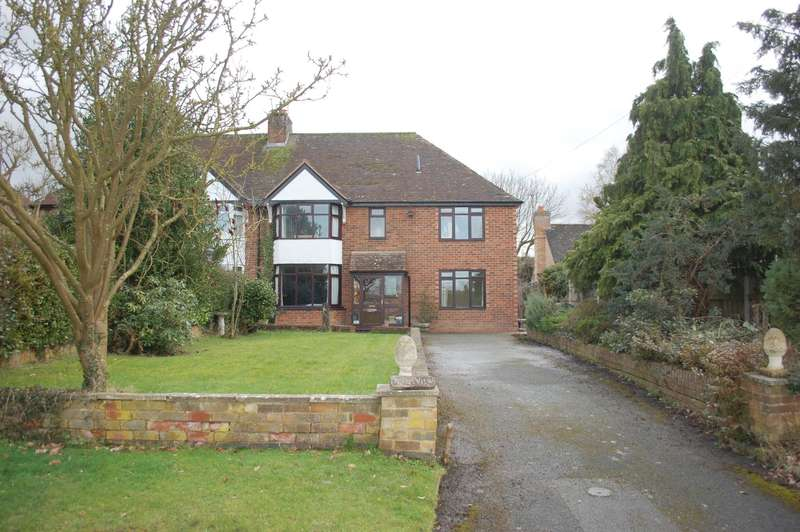 5 Bedrooms Semi Detached House for sale in Stratford Road, Oversley Green, Alcester