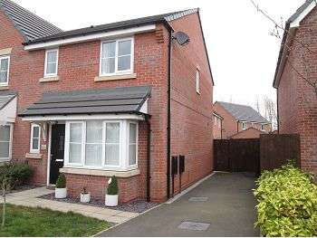 3 Bedrooms Semi Detached House for sale in Kingfisher Crescent, Sandbach, CW11 3AX