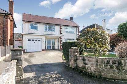 3 Bedrooms Detached House for sale in Meliden Road, Prestatyn, Denbighshire, LL19