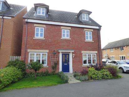 4 Bedrooms Detached House for sale in Earlsmeadow, Newcastle Upon Tyne, Tyne and Wear, NE27