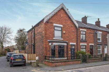 3 Bedrooms End Of Terrace House for sale in Warrington Road, Abram, Wigan, Greater Manchester, WN2