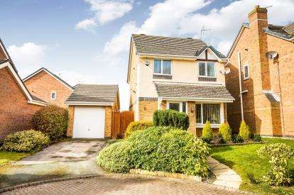 3 Bedrooms Detached House for sale in Millington Close, Widnes, Cheshire, Tbc, WA8